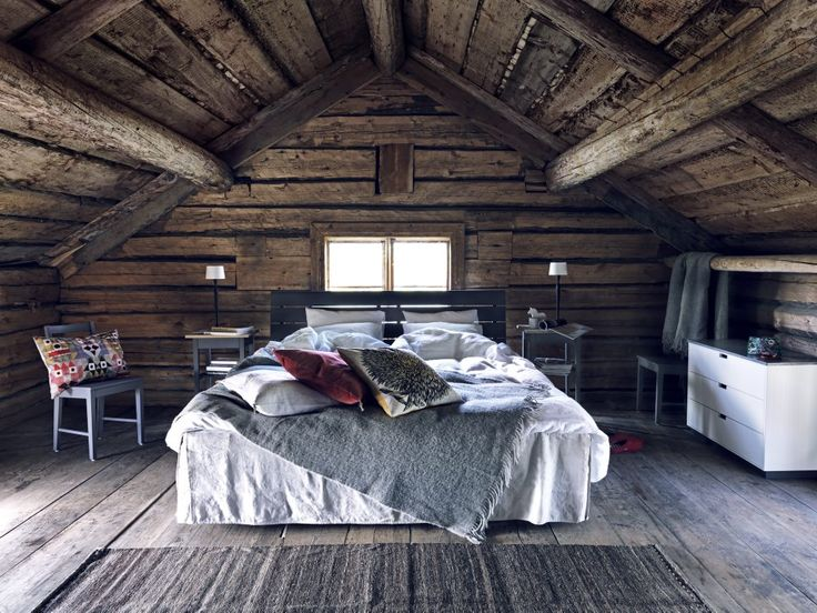 How To: Turn an Attic Into a Bedroom | The Craftsman Blog