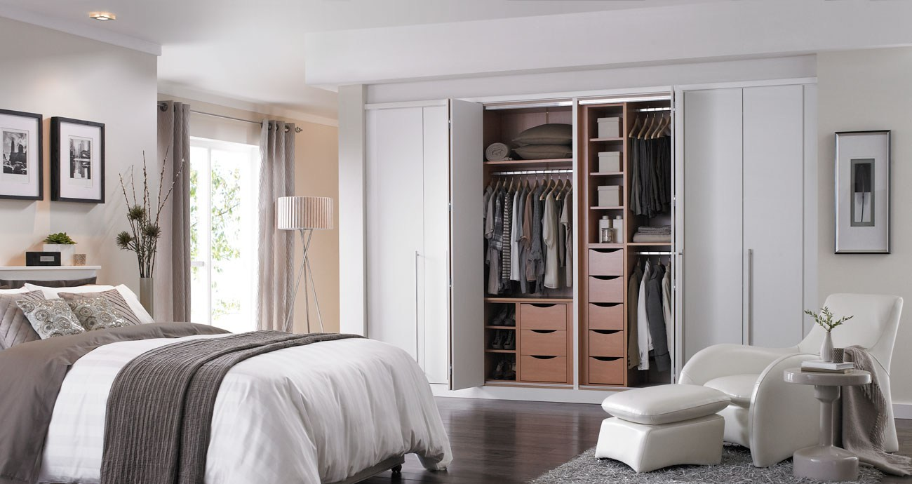 Benefits Of Bifold Closet Doors