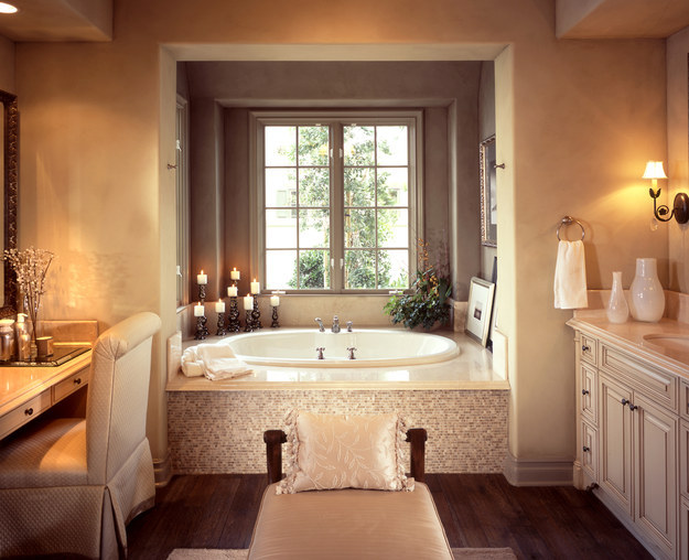 Your Master Bathroom Can Be the Ultimate Spa